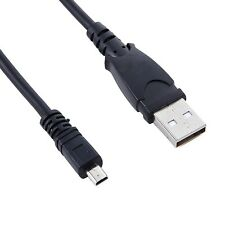 4ft USB Data Charger Cable For Nikon Coolpix S6300 S100 S2600 S4300 S4150 S2600