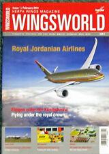 Herpa 206600  WINGSWORLD 1/2014 Das Herpa Wings Magazin