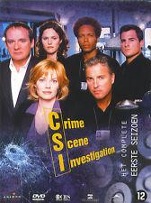 C.S.I. : Het complete eerste seizoen (6 DVD)