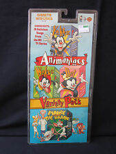 CASSETTE Tape Animaniacs Variety Pack Pinky and the Brain NEW SEALED
