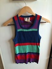 VINTAGE YVES SAINT LAURENT SLEEVELESS TOP