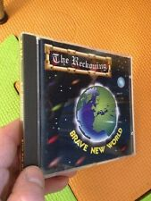 The Reckoning-Brave New World 3Trk CD EP Private Press 90's Folk Rock Levellers
