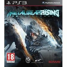 Metal Gear Rising: Revengeance (PS3), Very Good Condition PlayStation 3, Playsta