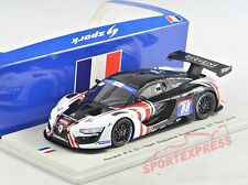 NEW 1/43 Spark SF092 Renault RS. 01, GT Tour 2015, #88