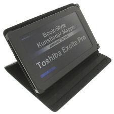 Custodia per Toshiba Excite Pro Book Style Protezione Tablet supporto da tavolo