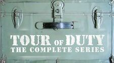 Tour of Duty - The Entire Series 3-Pack (DVD, 2005, 14-Disc Set)