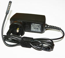 Microsoft Surface Standard/Pro RT Tablet Power Supply Adapter Charger 12V (S97)