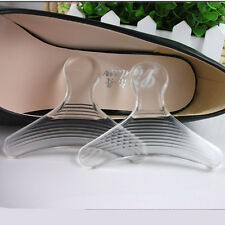 Silicone Shoe High Heel Dance Insole Pad Cushion Gel Grip Foot Protector Fashion
