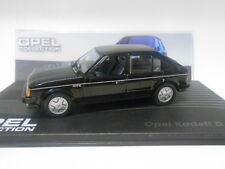 OPEL KADETT D 1983-84 OPEL COLLECTION #30 EAGLEMOSS IXO 1/43