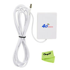 LTE TS9 Interface Antenna Signal Booster Amplifier 28dBi for 4G 3G Mobile Router