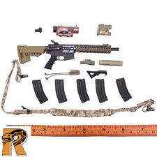 Marine Raiders - MK18 Assault Rifle Set - 1/6 Scale Soldier Story Action Figures