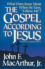 "THE GOSPEL ACCORDING TO JESUS : What Does Jesus Mean When He Says ""Follow Me""..."