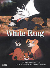 White Fang (DVD, 2002)