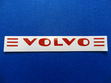 VOLVO CLASSIC EARLY PV HUB CAP DECAL STICKER