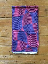 African Ankara Wax Cotton Print Fabric 6 Yards