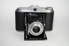 ANSCO SPEEDEX 4.5 CAMERA WITH 85MM F4.5 AGFA AGNAR LENS