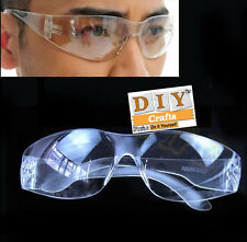 Eyewear Clear Safety Eye Protective Goggles Glasses Anti-Fog-Lab Medical Student