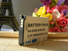 SBL-10A SLB10A Battery for Samsung L100 L110 L210 IT100 WB500 PL65 Camera