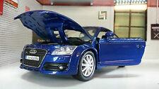 G LGB 1:24 Echelle 2014 Audi TT TFSI détaillé Motormax Voiture Miniature 73340
