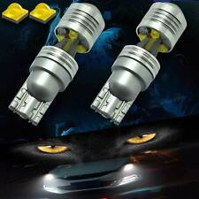 2X T10 194 168 CREE LED 6SMD CANBUS ERROR FREE Car Side Wedge Wide light Bulb