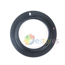 M39 Lens to Nikon D7000 D5100 D300 D200 D800 D700 D90 Camera Adapter Ring Black