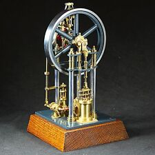 "Model column steam engine ""Donatus"" premilled material kit"
