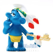 20553 Indiani Piece Pipe Calumet Pace 1A PUFFO PUFFI SMURF SMURFS SCHTROUMPF