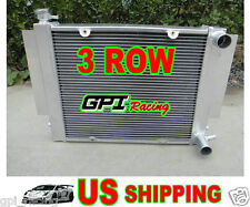 ALUMINUM RADIATOR FOR MAZDA RX2 RX3 RX4 RX5 69-83 MT S1 S2 WITH HEATER PIPE
