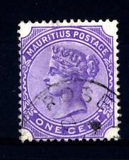 MAURITIUS - 1893 - Regina Vittoria