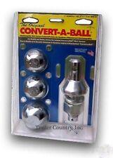 """Convert-A-Ball Set  1"""" w/ 1-7/8, 2 & 2-5/16"""