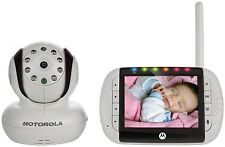 Motorola Mbp36 Inalámbrico Digital Video Baby Monitor w/night visión & Control Remoto * Nuevo *