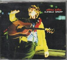 DANIELE GROFF CD single PROMO 1 traccia 2001 ANNA JULIA