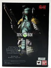 "In STOCK Bandai Movie Realization ""Ronin Boba Fett"" Star Wars Action Figure"
