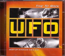 2 CD (NEU!) . UFO - Time to Rock (Best of Doctor Doctor Boogie Lights out mkmbh