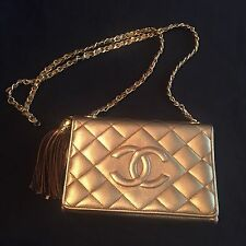 Chanel Bronze Bag
