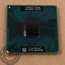 Intel Core 2 Duo T2600 - 2.16 GHz Dual-Core (LF80539GF0482M) SL8VN 2MB/667 CPU