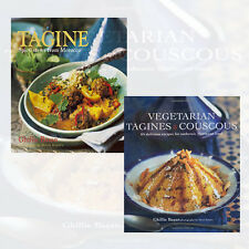 Ghillie Basan Collection 2 Books Set Vegetarian Tagines & Cous Cous & Tagine