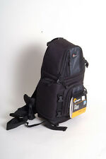 Lowepro SlingShot 102 AW Camera Backpack Shoulder Bag with All Weather Cover