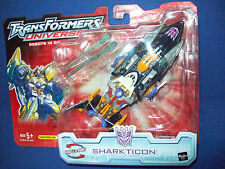 TRANSFORMERS UNIVERSE RID Robots in Disguise FIGURE - SHARKTICON MOC