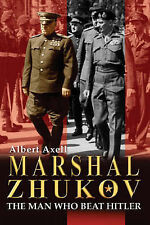 Marshal Zhukov by Albert Axell (Hardback, 2003) FREE UK POSTAGE