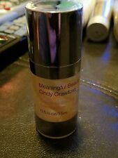 NEW Cindy Crawford MEANINGFUL BEAUTY Creme de Serum .5 oz. 15 mL Fresh & SEALED!