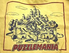 PUZZLEMANIA tote-bag Highlights Magazine kids shopping Mazes & Word Games