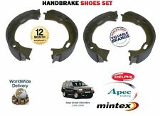 FOR JEEP GRAND CHEROKEE ZG 2.5DT 4.0 5.2 5.9i 1995-1999 REAR HANDBRAKE SHOES SET