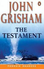 The Testament (Penguin Readers, Level 6)-ExLibrary