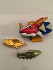 Power rangers Dino thunder  morpher with extra face plates