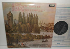 SXL 6539 Mozart Sym No.38 'Prague' & Schubert Sym No.8 'Unfinished' ECO Britten