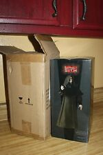 Star Wars Chancellor Palpatine Darth Sidious Lord Sith Sideshow 2007 w ship Box