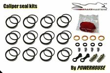 Kawasaki ZX6 R G1 G2 Ninja 98-99 front brake caliper seal repair kit 1998 1999