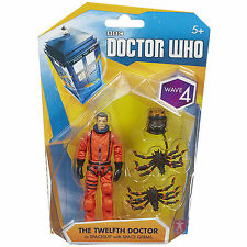 Doctor Who Wave 4 Twelfth Doctor In Spacesuit Action Figure NEW Toys Dr Who