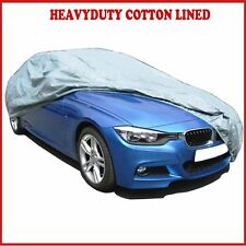 BMW X5 06 ON 5 SEATER WATERPROOF LUXURY PREMIUM CAR COVER COTTON LINED HEAVYDUTY
